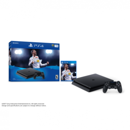Sony PlayStation 4 Slim 500GB full