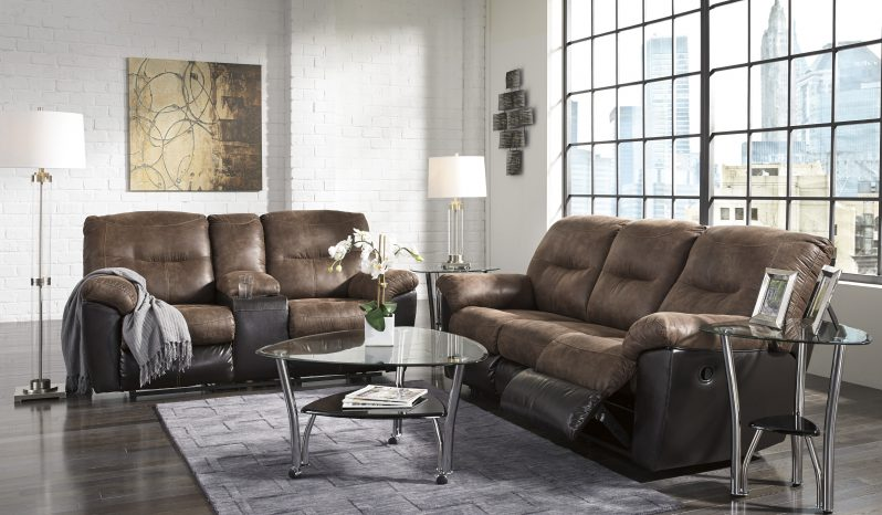 65202/88/94 Follet Reclining Sofa & Love Seat full