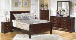 B376 Alisdair   Full Size 6PC bedroom Set  B376-31-36-46-55-86-92