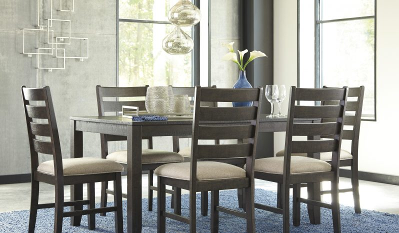 D397 Rokane 7PC Dining Table D397-425 full