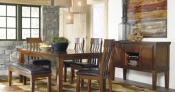 Ralene 6 Piece Dining Table