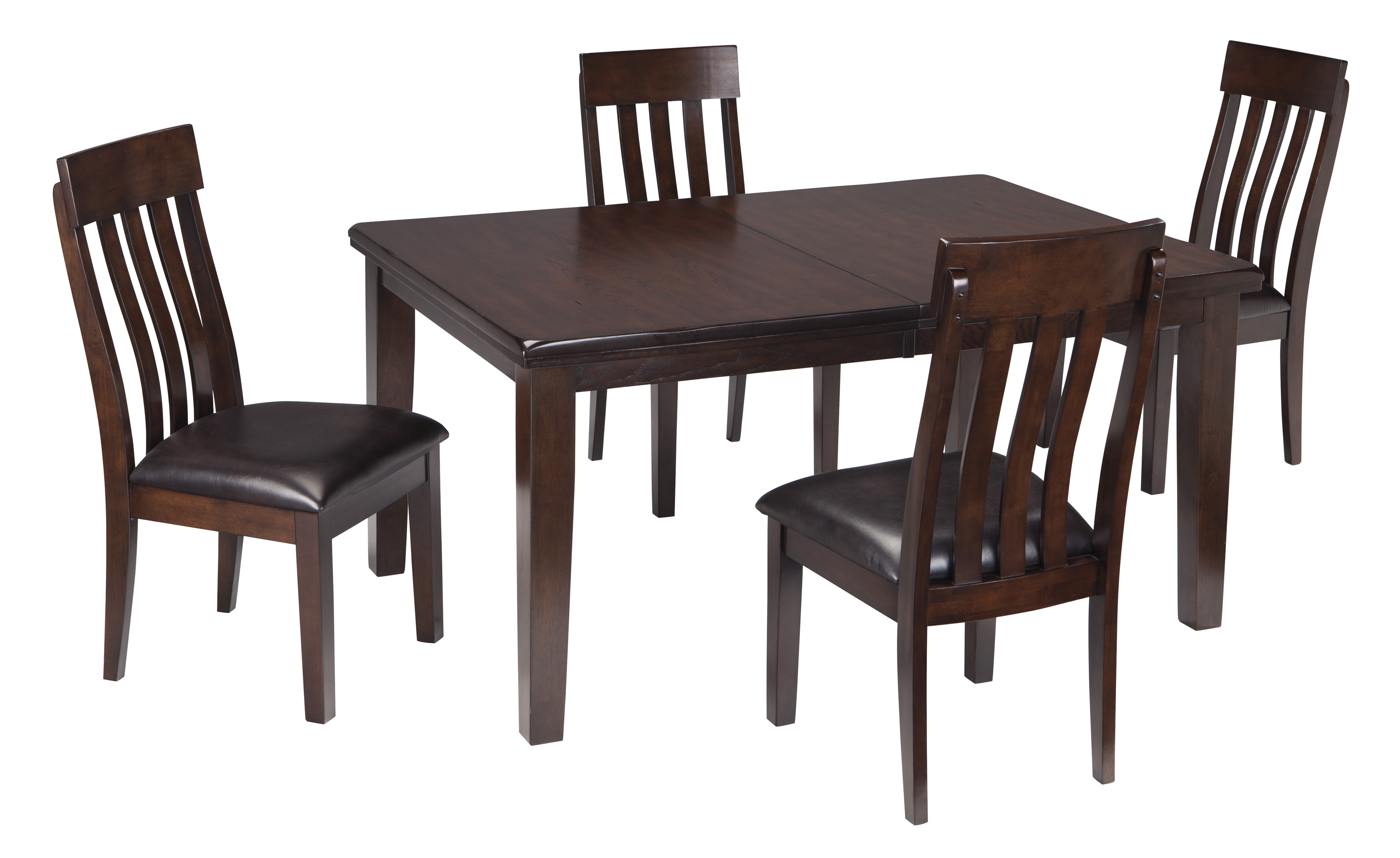 D596 Haddigan 6 PC Rectangle Dining Table 35 014