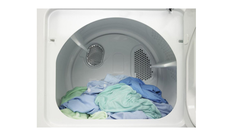 Amana® 6.5 cu. ft. Dryer with Wrinkle Prevent Option NED4655EW full