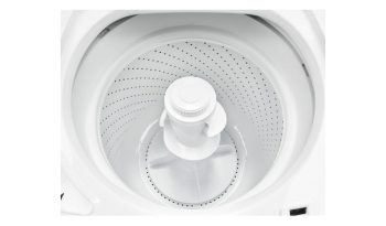 Amana® 3.5 cu. ft. Top-Load Washer with Dual Action Agitator NTW4516FW full