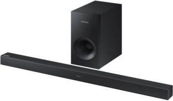 SAMSUNG 2.1 Channel 170W Soundbar System with Wireless Subwoofer – HW-R40M/ZA full