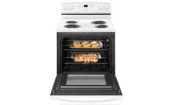 ACR4303MFW 30-inch Electric Range with Bake Assist Temps full