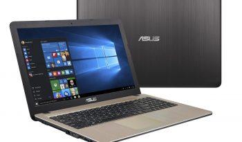 Asus X540BA-RB94 15.6″ HD, AMD A9-9425 Dual-Core, 8GB DDR4, 1 TB HDD, Windows 10 full